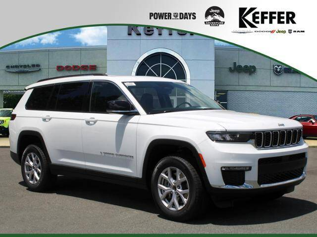 2021 Jeep Grand Cherokee L for sale in Charlotte, NC