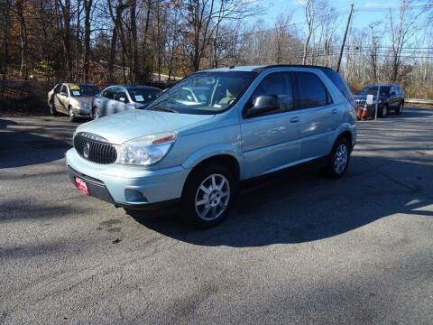 2006 Buick Rendezvous for sale at East Coast Motors in Lake Hopatcong NJ