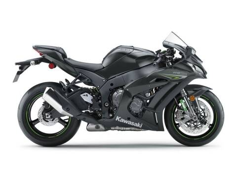 2016 Kawasaki Ninja ZX-10R for sale at Powersports of Palm Beach in Hollywood FL
