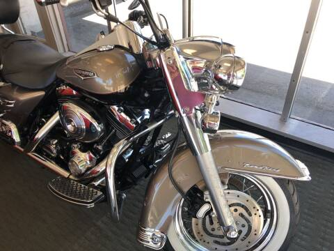2004 Harley-davisson Road King Clsssic for sale at Berwyn S Detweiler Sales & Service in Uniontown PA