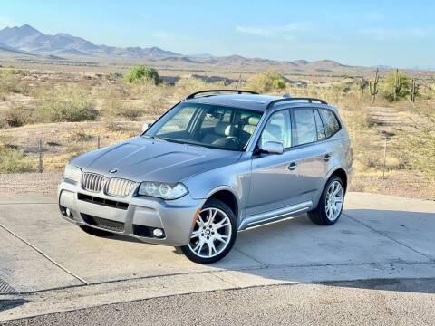 2007 BMW X3 for sale at Arizona Choice Automotive LLC in Mesa AZ