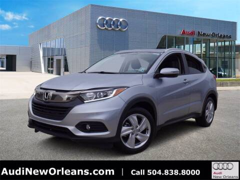 2019 Honda HR-V for sale at Metairie Preowned Superstore in Metairie LA