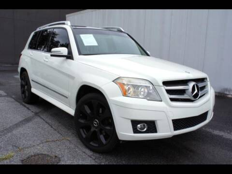 2010 Mercedes-Benz GLK for sale at CU Carfinders in Norcross GA