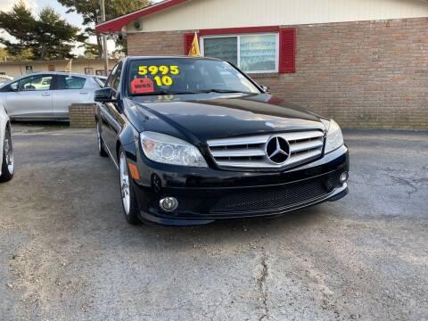 2010 Mercedes-Benz C-Class for sale at Port City Auto Sales in Baton Rouge LA