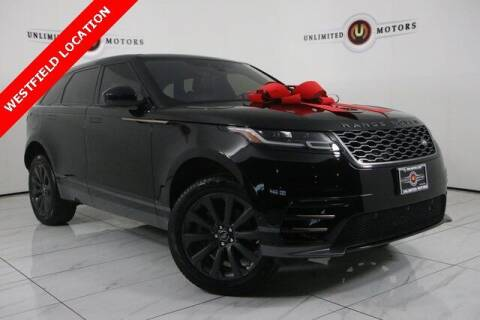 2019 Land Rover Range Rover Velar for sale at INDY'S UNLIMITED MOTORS - UNLIMITED MOTORS in Westfield IN