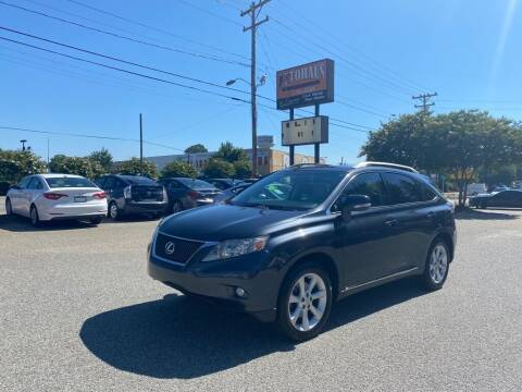 2011 Lexus RX 350 for sale at Autohaus of Greensboro in Greensboro NC