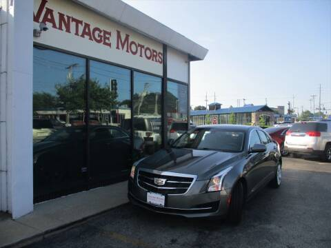 2016 Cadillac ATS for sale at Vantage Motors LLC in Raytown MO