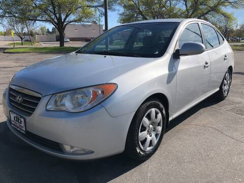 2008 Hyundai Elantra for sale at DRIVE N BUY AUTO SALES in Ogden UT