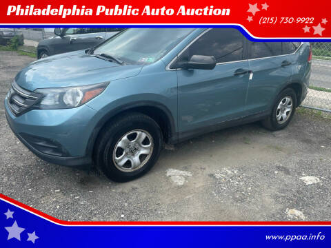 2014 Honda CR-V for sale at Philadelphia Public Auto Auction in Philadelphia PA