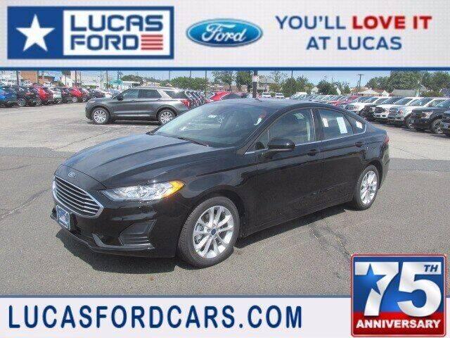 2020 Ford Fusion Hybrid for sale in Burlington, NJ