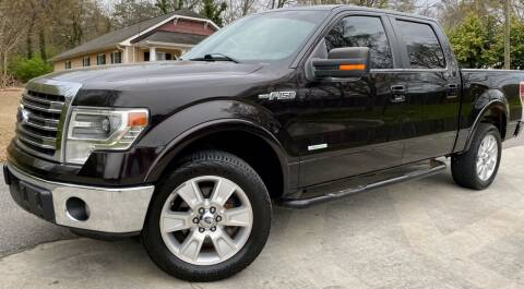 2013 Ford F-150 for sale at Cobb Luxury Cars in Marietta GA