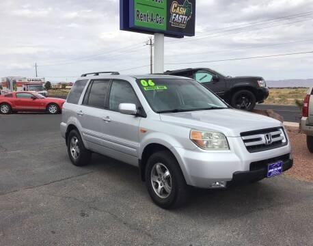 2007 Honda Pilot for sale at SPEND-LESS AUTO in Kingman AZ