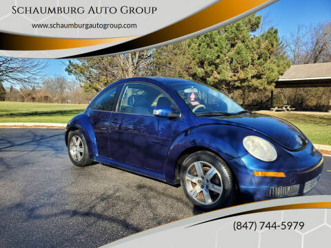 2006 Volkswagen New Beetle for sale at Schaumburg Auto Group in Schaumburg IL