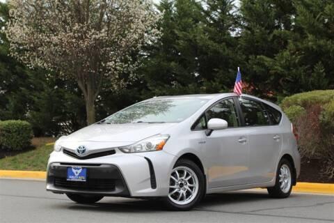 2017 Toyota Prius v for sale at Quality Auto in Manassas VA