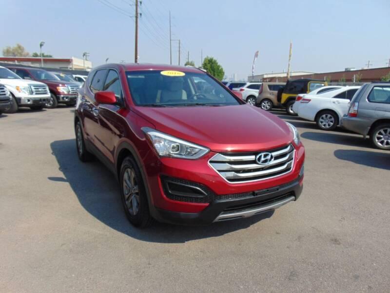 2016 Hyundai Santa Fe Sport for sale at Avalanche Auto Sales in Denver CO