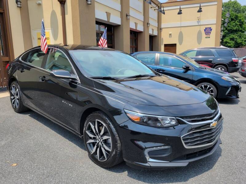 2017 Chevrolet Malibu for sale at ACS Preowned Auto in Lansdowne PA