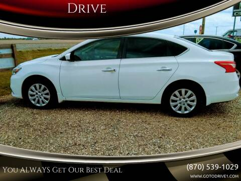 2016 Nissan Sentra for sale at Drive in Leachville AR