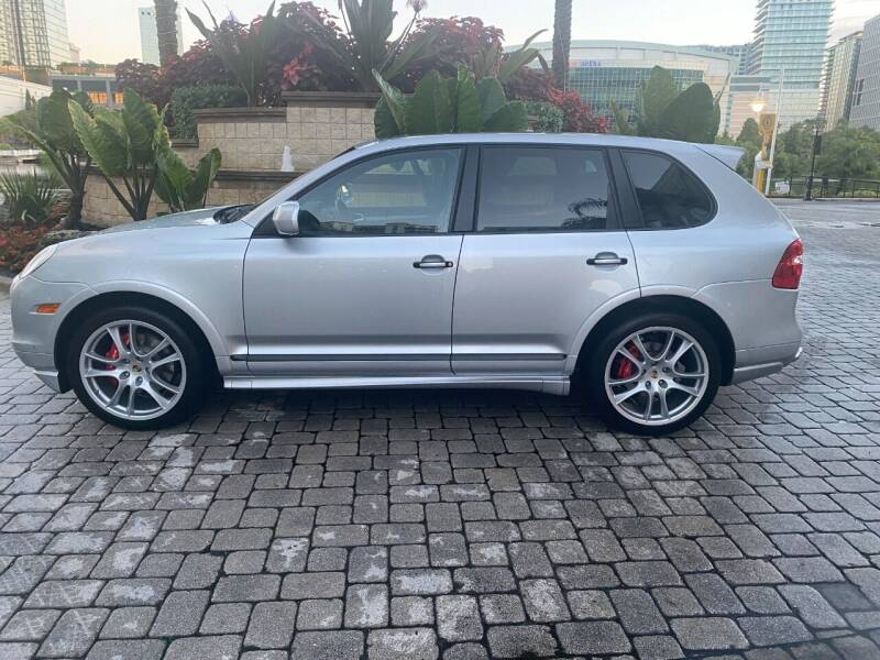 2010 Porsche Cayenne for sale at CYBER CAR STORE in Tampa FL
