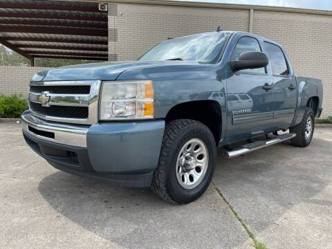 2010 Chevrolet Silverado 1500 for sale at Quality Auto of Collins in Collins MS