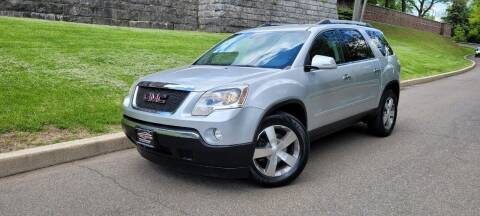 2011 GMC Acadia for sale at ENVY MOTORS LLC in Paterson NJ