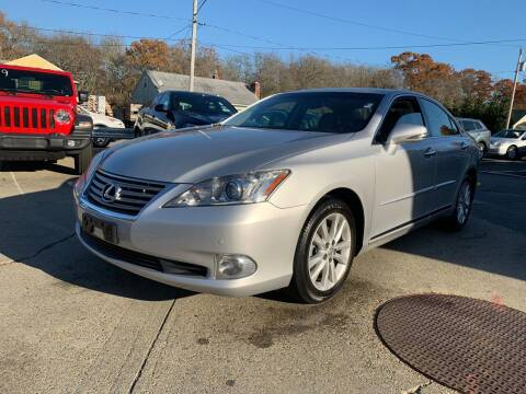 2012 Lexus ES 350 for sale at First Hot Line Auto Sales Inc. & Fairhaven Getty in Fairhaven MA