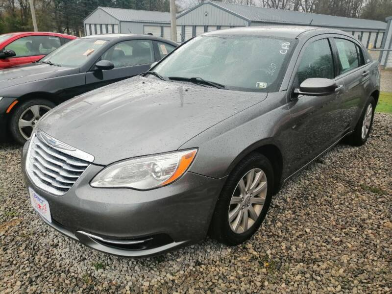 2011 Chrysler 200 for sale at KRIS RADIO QUALITY KARS INC in Mansfield OH