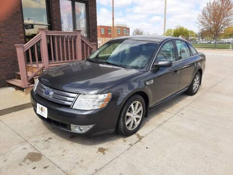 2008 Ford Taurus for sale at CARS4LESS AUTO SALES in Lincoln NE