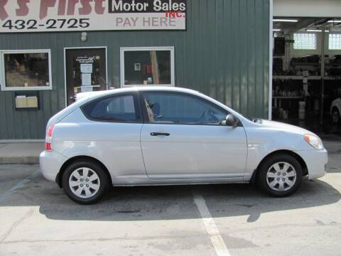2009 Hyundai Accent for sale at R's First Motor Sales Inc in Cambridge OH