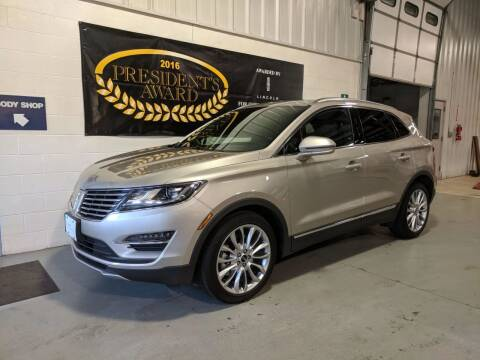 2015 Lincoln MKC for sale at LIDTKE MOTORS in Beaver Dam WI
