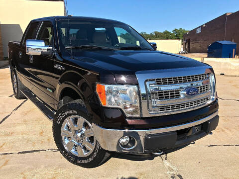 2013 Ford F-150 for sale at Effect Auto Center in Omaha NE