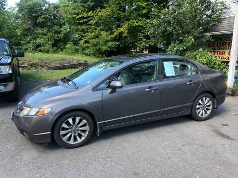 2010 Honda Civic for sale at 22nd ST Motors in Quakertown PA