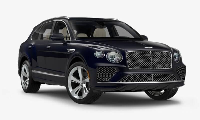 2021 Bentley Bentayga V8 for sale at Bespoke Motor Group in Jericho NY