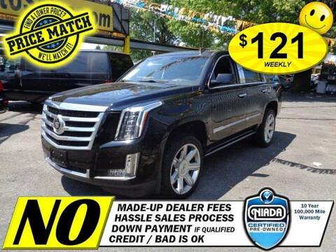 2015 Cadillac Escalade for sale at AUTOFYND in Elmont NY