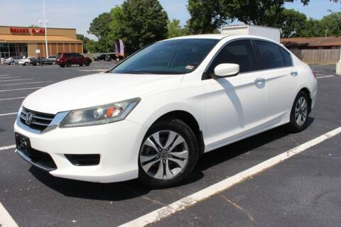 2015 Honda Accord for sale at Drive Now Auto Sales in Norfolk VA