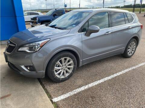 2019 Buick Envision for sale at Stanley Chrysler Dodge Jeep Ram Gatesville in Gatesville TX