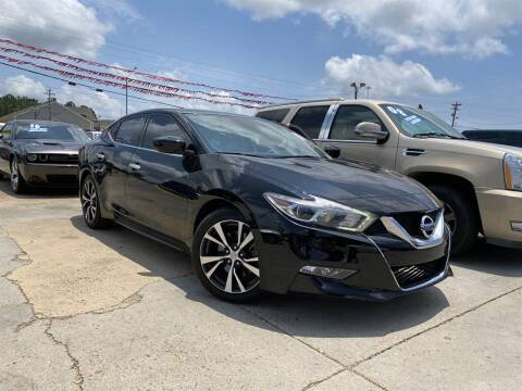 2017 Nissan Maxima for sale at Direct Auto in D'Iberville MS