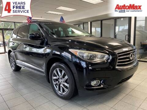2014 Infiniti QX60 for sale at Auto Max in Hollywood FL