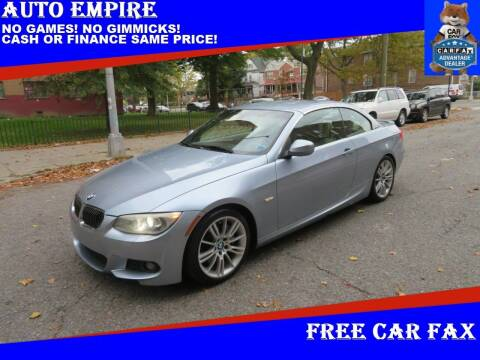 2011 BMW 3 Series for sale at Auto Empire in Brooklyn NY