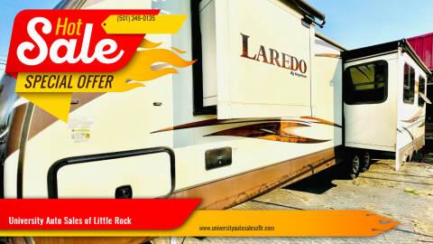 2015 Keystone Laredo for sale at University Auto Sales of Little Rock in Little Rock AR