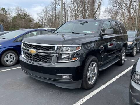 2018 Chevrolet Tahoe for sale at Stearns Ford in Burlington NC