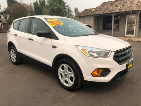 2017 Ford Escape for sale at Devine Auto Sales in Modesto CA