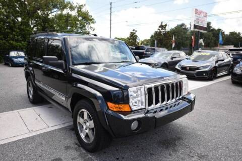2010 Jeep Commander for sale at Grant Car Concepts in Orlando FL