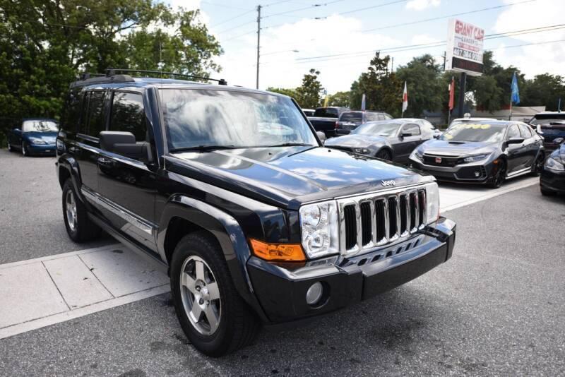 2010 Jeep Commander for sale at Grant Car Concepts in Orlando FL