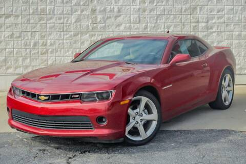 2015 Chevrolet Camaro for sale at Cannon and Graves Auto Sales in Newberry SC