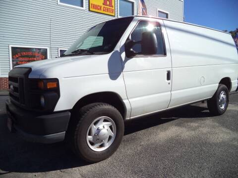 2013 Ford E-Series Cargo for sale at H and H Truck Center in Newport News VA