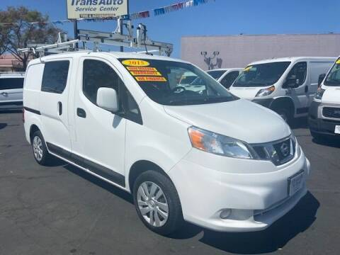 2015 Nissan NV200 for sale at Auto Wholesale Company in Santa Ana CA