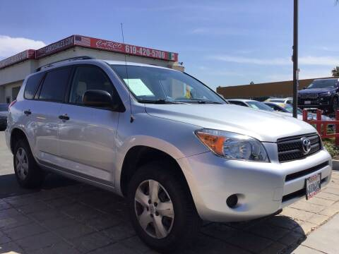 2007 Toyota RAV4 for sale at CARCO SALES & FINANCE in Chula Vista CA