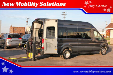 2018 Ford Transit Passenger for sale at New Mobility Solutions in Jackson MI