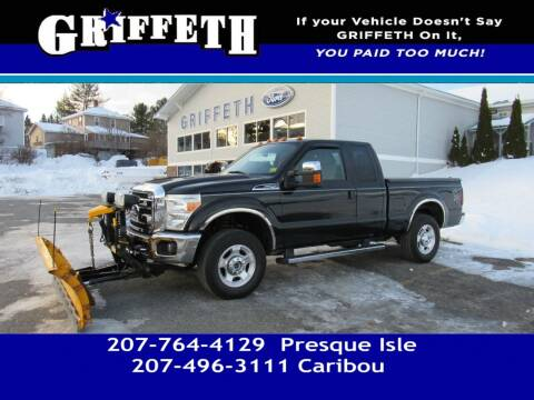 2011 Ford F-250 Super Duty for sale at Griffeth Mitsubishi - Pre-owned in Caribou ME