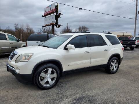 2010 GMC Acadia for sale at Aaron's Auto Sales in Poplar Bluff MO
